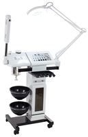 14 Function Unit with Diamond Microdermabrasion