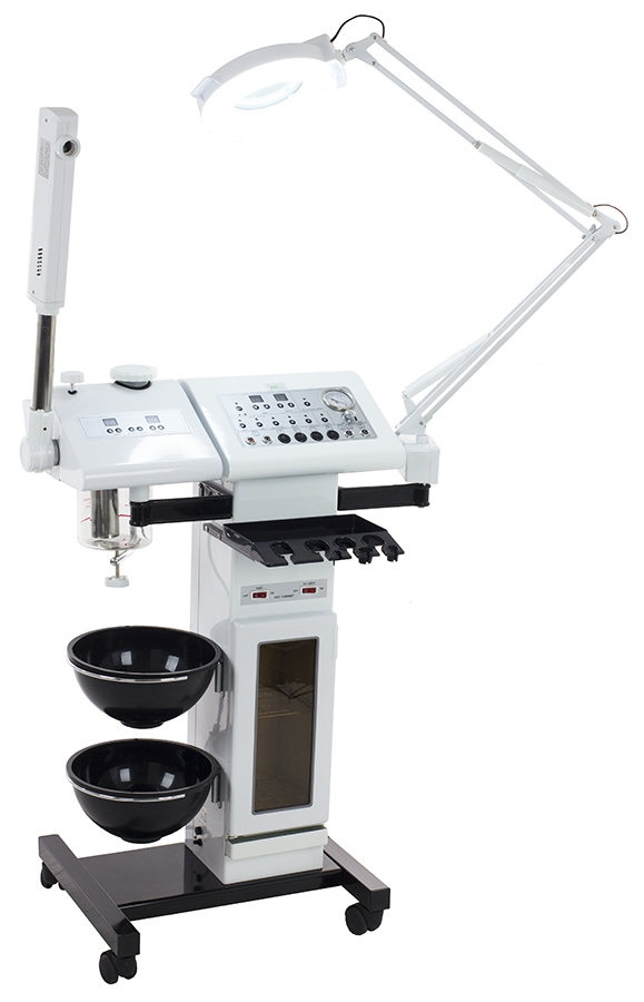 14 Function Unit With Diamond Microdermabrasion Vacuum