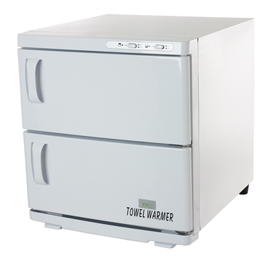 48 piece Hot Towel Cabinet - Double Door