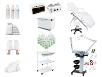 Gold Facial SPA Equipment Package