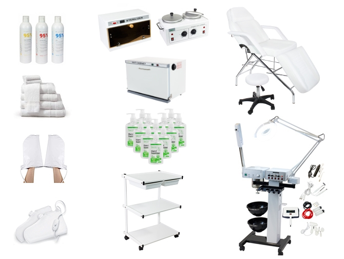 Facial spa equipment wholesale