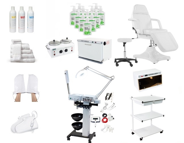 Diamond spa equipment package esthetician equipment aesthetician supplies skin care packages - Wholesale hair salon equipment ...