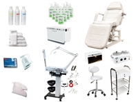 Platinum SPA Equipment Package