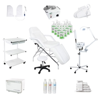 Econo SPA Equipment Package