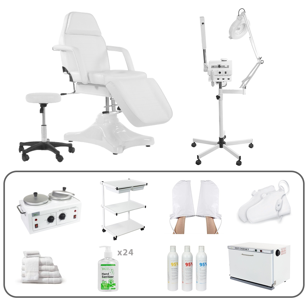 Econo plus spa equipment package low price spa equipment for Salon equipment prices