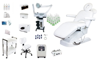 LuxI SPA Equipment Package