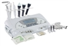 3 in 1 Facial Unit: Ultrasonic+Microcurrent+Skin Scrubber