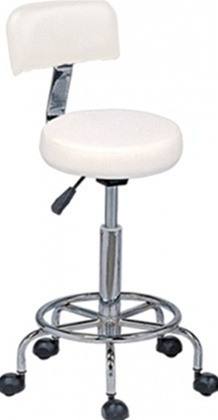 Hydraulic Stool With Backrest Day Spa Supplies And