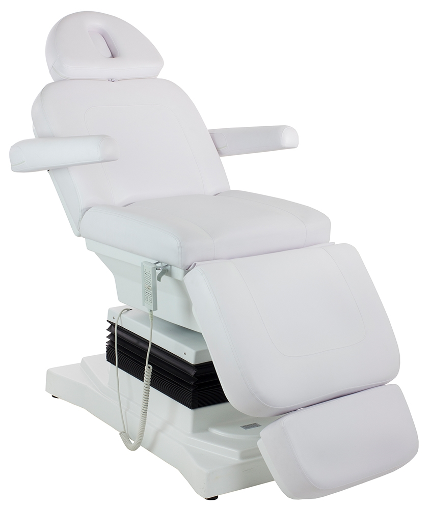 5 Motors Electric Facial Amp Massage Bed Chair Table Table Fully Power Facial And