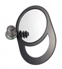 SkinAct Unbreakable Black Styling Mirror