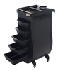 Nova-Salon-Cart-Plastic-5-Drawer-Workstation-on-Wheels