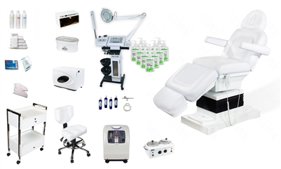 Lux Ii Spa Equipment Package Luxurious Day Spa Equipment