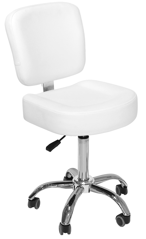 Lux Esthetician Chair Stool
