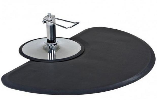 Semi Circle 1 Quot Anti Fatigue Beauty Salon Floor Mat