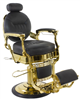 Kenzo Vintage Barber Chair (Gold)